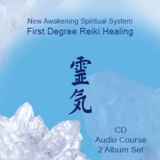 New Awakening Reiki Healing First Degree by Robert Bourne