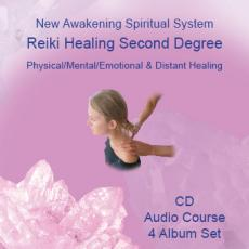 New Awakening Reiki Healing Second Degree by Robert Bourne