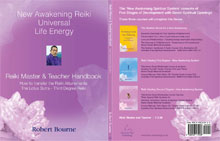 Reiki Master and Reiki Master Teacher