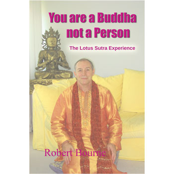 You are a Buddha not a Person