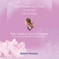 Residential Reiki 2nd Degree training with Reiki Master Robert Bourne